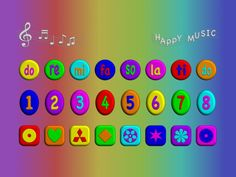 Happy Music Mac Games, Music Do, Free Education, Free Games, Learning, Happy, Toddlers, Children, Little Boys