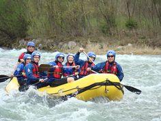 Rieka Belá - Rafting pod Kriváňom | EURORAFTING - divoké zážitky na vode