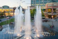 The Gateway Mall is a great place to spend an evening for shopping, dining and entertainment.