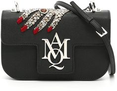 Alexander McQueen Insignia Bag | #Chic Only #Glamour Always