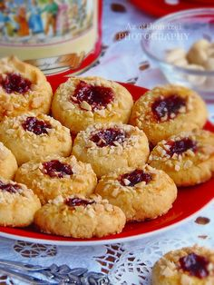 Cookie Desserts, Cookie Recipes, Bread Dough Recipe, Torte Cake, Hungarian Recipes, Christmas Snacks, Winter Food, Sweet Recipes, Food To Make
