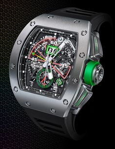 RICHARD MILLE on Behance
