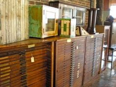I really want one!                          drawers. by Johanna's