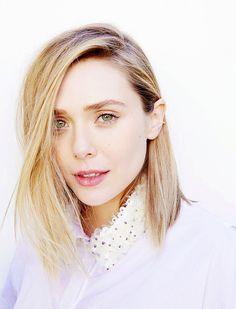 Elizabeth Olsen • The Telegraph 2015
