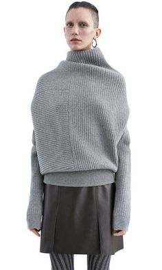 Acne ニット・セーター ♥一押し♥ACNE新作変型ニット関税送料込(5)