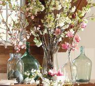 Love branches in bottles