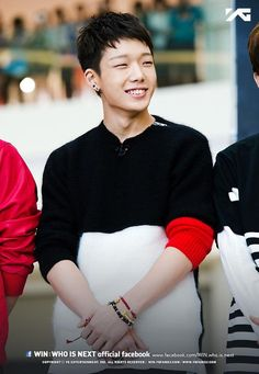 WIN : WHO IS NEXT ♡ Team B - Bobby (김지원), High Touch Event 1st Fan Meeting