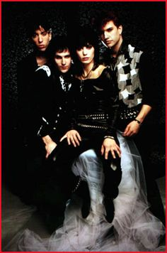 JOAN JET AND THE BLACKHEARTS