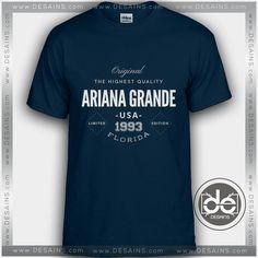 Buy Tshirt Ariana Grande Florida Tshirt Womens Tshirt Mens Tees Size S-3XL     7fad9e3a2