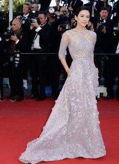 Zhang Ziyi en Cannes 2013