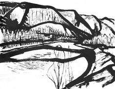 Оригинал взят у gdmitry в Май Петрович Митурич (1925-2008гг). Бананы.