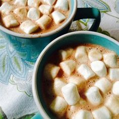 """Easy Mexican Hot Chocolate 