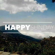 Feliz Domingo #sunday #domingo #landscape #Idiomas #cultura #turismo #español #English #happy
