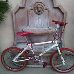 1980  Redline Bmx MXII bike