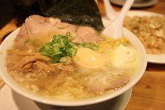 Butter corn ramen - Himawari Tei 7/29/2013