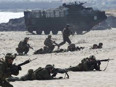 #US troops imitate #invasion of #Iran with #Arab allies