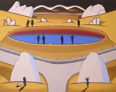 chicago imagists | Tags: Chicago , imagist , roger brown