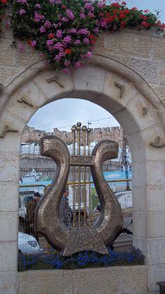 Israel-The City of David