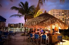 The one and only, Lava Tiki Bar & Grille!