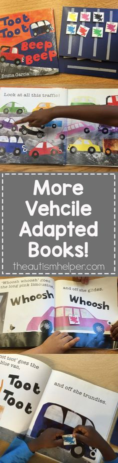 Check out how to Use Adapted Books in Your Speech Sessions! by theautismhelper.com