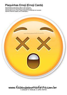 Plaquinhas Emoji Whatsapp 57