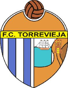 Fútbol Club Torrevieja is a Spanish football team based in Torrevieja, in the autonomous community of Valencia. Valencia, Torrevieja, Football Team Logos, Bus Travel, Crests, Soccer, Badges, Spanish, Community