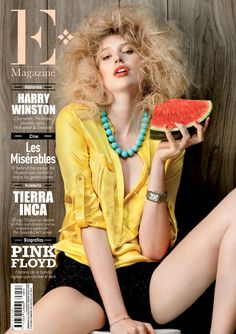 E Magazine N5  Luxury Lifestyle Magazine