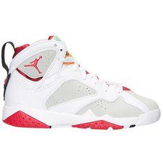 7ab554f673d Boys' Grade School Air Jordan Retro 7 Basketball Shoes Nike Kicks, Womens  Jordans,