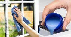 Se você é dona de casa siga esta dica: limpe vidros com amaciante de roupa. Veja como!