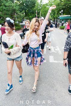 Ladies' Code EunB and RiSe R.I.P