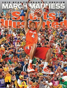 wes johnson on the cover of SI ... sweet !!!