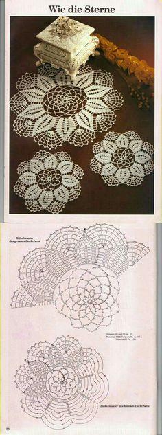 Crochet Circle Pattern, Crochet Table Runner Pattern, Crochet Doily Diagram, Crochet Mandala Pattern, Crochet Square Patterns, Crochet Circles, Crochet Tablecloth, Crochet Squares, Crochet Doilies