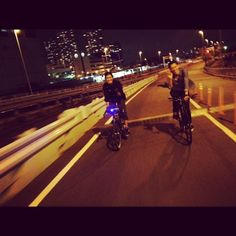 RIDE@MINATOMIRAI