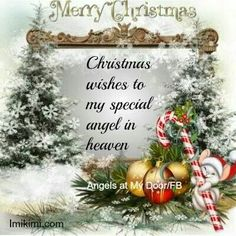 23 Best Merry Christmas In Heaven Images Xmas Thinking About You
