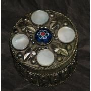 Antique pill box - TheFind