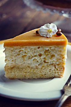 Mi   Mundo  Dulce: Tarta de Arroz y Mango