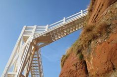 Jacob's Ladder, Sidmouth | South Devon | England