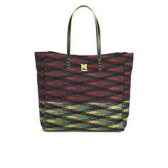 50522000dc4c Get M Missoni Tote Bag - Nero now at Coggles - the one stop shop for the  sartorially minded shopper.