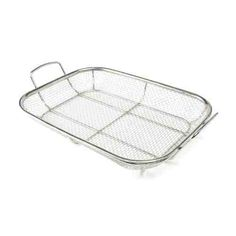 """Charcoal Companions Stainless Wire Mesh Roasting Pan / 14.75"""" x 11"""" - Availability: in stock - Price: £20.00"""