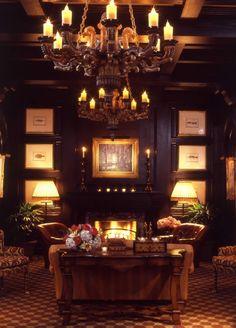 Sea Island Restaurants georgian room lounge