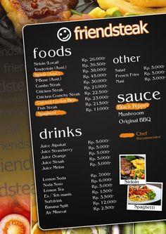 menu design ideas google - Menu Design Ideas