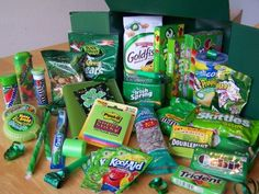 """Green"" care package"
