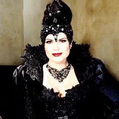 True loves kiss will break any evil queen curse....