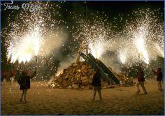 nice San Juan Festival Paraguay