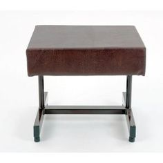 Footstool   €101.22  A complementary product to the Bariatric High Back Chair; Easy clean upholstery provides for longevity of service The top is made from high density deep foam for ultimate comfort Finished in a high gloss nylon modified epoxy powder coating, this stool is an ideal complement to the High Back Chairs