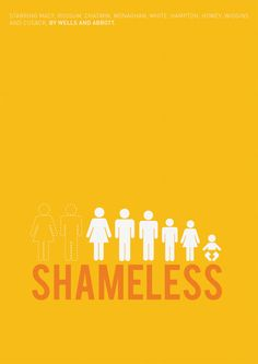 Showtime // Shameless. Haven't actually loved a show in a long time. This one is great!
