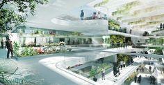 Schmidt Hammer Lassen Selected to Design Island School in Hong Kong