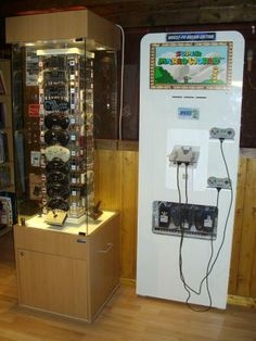 Multi Video Games System