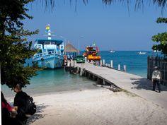 Pier at Koh Samed, Rayong