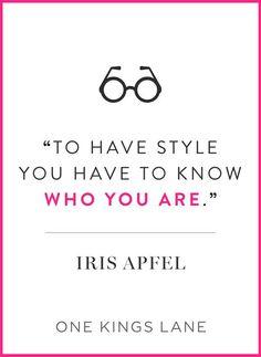 Stylish Iris Apfel, redefining womens fashion, style at any age,